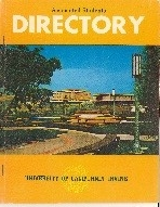 UCI Directories