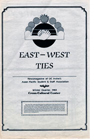 East-West Tie, 1993.