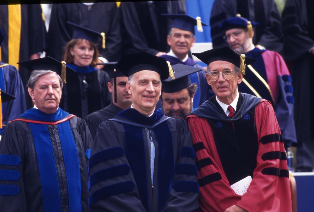 Inauguration of Chancellor Cicerone